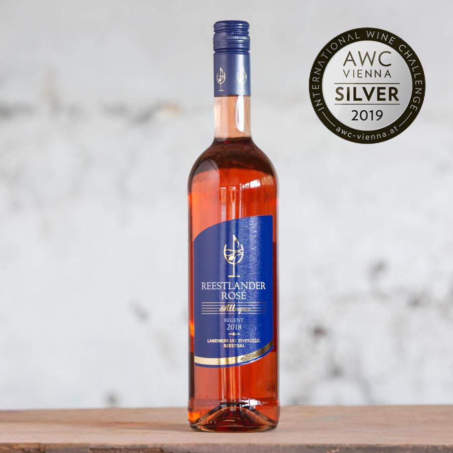 Reestlander Rosé Allegro 2018-2